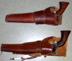 Custom Gun Holsters and Rifle Scabbards