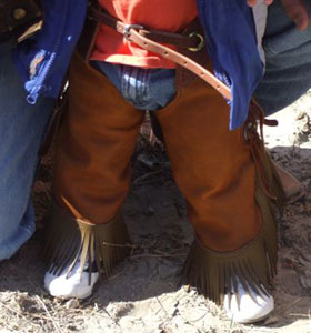 Custom Toddler Chaps